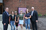 Berkshire HS First Day 2019